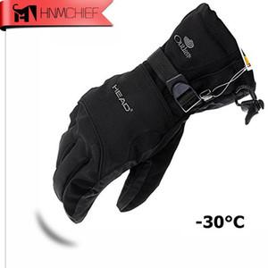 Gants de ski de gants d'hiver de Mens Gants de sport en plein air Gants de snowboard Moto Moto Moto Moto Riding Winter Turnproof Nursex Neige