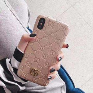 designer phone case for iphone 12 pro max case 11 Pro Max 7 8 XR X XS max PU leather phone case for Samsung S10 S20 PLUS NOTE 10 20 pro qace