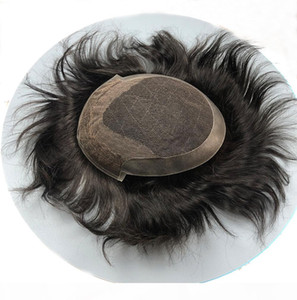 Men's Hair Toupee 10