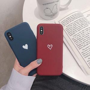 XS Simple Love 11Pro XR Maxx é adequado para proteção de queda 7P / 8Plus de caso de telefone móvel