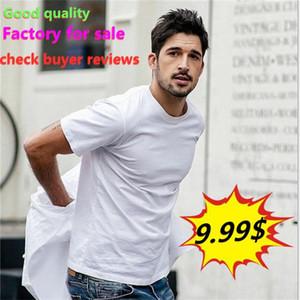 Verão Novo Designer 100% Algodão Camisa dos homens, T-shirt da marca de moda, carta impressa T-shirt dos homens bonitos, conforto casual T-shirt