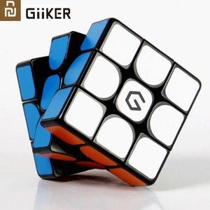 Youpin Giiker M3 المكعب المغناطيسي 3x3x3 حية اللون ساحة ماجيك مكعب لغز تعليم العلوم للأطفال البالغين y200428