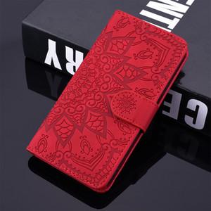 Cuir Flip A41 A51 A71 A81 A91 A50 A70 A40 A20E A10S Cas pour Samsung Galaxy A01 A11 A21S A6 A7 A8 A9 Magnet Portefeuille