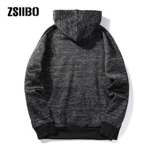 Sonbahar Zsiibo Kazak erkek Rahat Uzun Hoodie Sleeve Streetwear Hip Hop Top Yeni S-2XL WGWY26