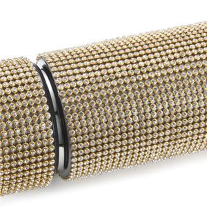 500Ml Creative Diamond Thermos Fles Water Fles Rvs Smart Temperature Display Thermoscan Mok Poison for Men Women