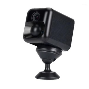 WIFI 1080P Caméra HD Caméra PIR Capteur rechargeable Caméra IP Caméra IP Sécurité sans fil Surveillance Night Vision Mini Cam1