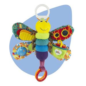 Bebé / Menino 0-12 Mês Brinquedos Carrinho de Carrinho / Cama Pendurado Borboleta / Bee Handbell Chocalho / Móvel Teether Educação Recheado / Brinquedos Miúdo de Pelúcia 201224