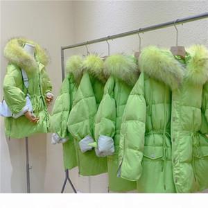 OFTBUY 2020 Fashion Real Fur Coat Winter Jacket Women Natural Raccoon Fur Collar Duck Coat Thick Warm Outerwear Streetwear
