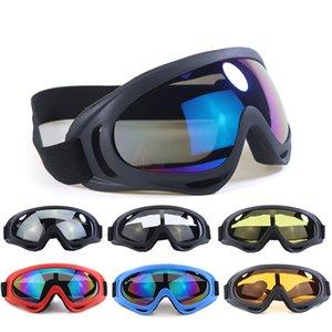 MX400 Cross Country Motorcycle Goggles Ski Mens and Women's النظارات
