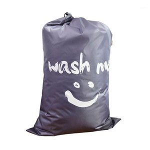 Nylon Drawstring Shu Kou Zang Yi Dai Cylindrical Home Zhi Wu Dai Travel Clothes Quilt Books Bag Clothes Organizer1