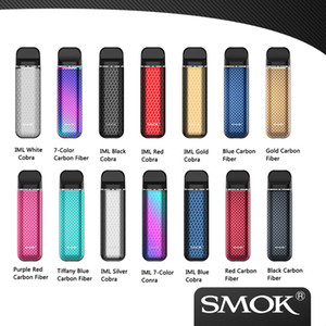 Kit Smok Novo 3 Built-in Batteria da incasso da 800 ml Compatibile con cartucce Novo e Novo 2 Pod
