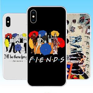 Para Motorola Moto P50 G 5G PLUS G Fast G8 Play G9 Power One Macro Caso Macro TPU Imprimir Padrão TV Show Friends High Quality Phone Capas telefônicos