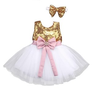 0-10years Kid Baby Dress For Girls Princess Bow Tulle Tutu Party Wedding Birthday Dress For Girls Fancy Dresses Kid jlltAQ
