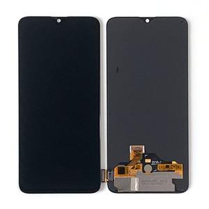 """6.41 """"الأصلي سوبر amoled msen for oneplus 6t واحد زائد شاشة عرض 6T شاشة LCD + لوحة اللمس محول الأرقام ل oneplus 6t a6010 a6013"""