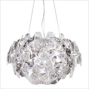 Italy Luceplan Hope chandelier D60 D70 D110cm petal-shaped indoor lighting PVC leaf restaurant cafe shop hanging lighting