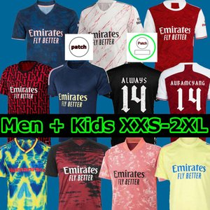 Men + Kids 20 21 Arsen HUMANRACE PEPE SAKA TIERNEY HENRY 2020 maglia da calcio WILLIAN MAITLAND-NILES PRE-PARTITA TRAINING WEAR Maglie da calcio