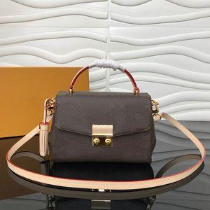 New Classic printing flower handbags purses checkerboard pattern single shoulder tote bag tassel crossbody bags women flip buckles backpack