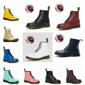Automne / hiver 2020 MARTIN BOOTS Mode Homme Haut Top Britannique Bottes Militaire coréenne Bottes pour enfants Chaussures pour hommes Chaussures pour hommes