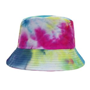 Hot sale Women Men designer Bucket Hat Reversible Packable Wide Brim Sun hat Visor Hip Hop Cotton Fisherman Cap