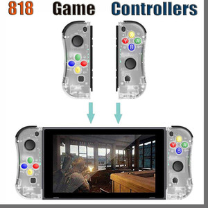 818D For Switch Controllers NS Nintendo joy-con Soundfox Gamepad Bluetooth Wireless Game Joystick remote Controller Joypad joycon Console