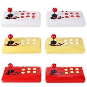 New X6 home TV game wireless console double joystick game console entertainment fighting arcade HDMI Game Controllers