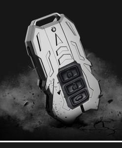 Metallautoschlüsselabdeckung für Lexus NX200 ES200 RX300H UX260H Fernbedienung Schutzschalenschlüsselschlüssel Tasche Autoteile