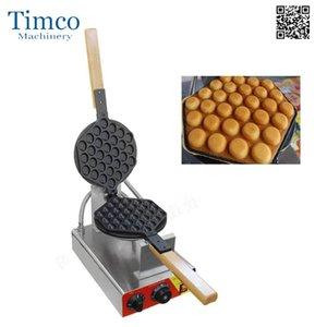 Hong Kong Egg Waffel Maker Supper Qualität Einzelplatte Rotary Electric Egg Waffle Maker