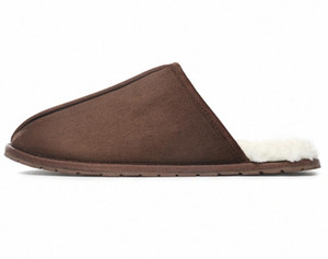 GOLAIMAN 2020 design Casual Shoes Women Men Anti-slip Warm Home Slipper Fashion Casual Flock Slipper Shoes High-quality Sneakers Y8xV#
