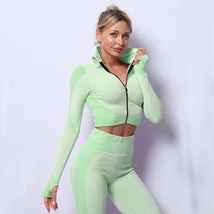 womans designer Yoga Sportwear Tracksuits Fitness 3pcs Gymshark Bra Leggings 3 Piece Set outdoor outfits Sports wear pants Gym suit Clothing