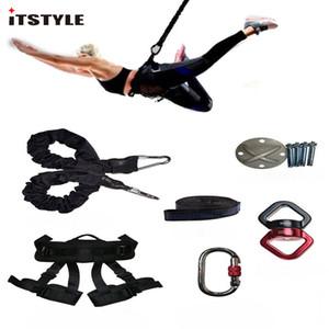 Itstyle Bungee Dance Workout Gym Fitness Equipment Equipement d'entraînement Anti-gravité Anti-gravité Bandes de résistance Trainer J0115