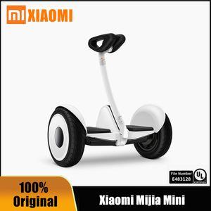 Original Ninebot Xiaomi Mijia 미니 자체 살해 스쿠터 두 바퀴 스마트 전기 스쿠터 호버 보드 스케이트 보드 Go Kart Kit
