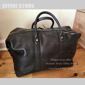 NUEVA bolsa de lona Vintage Travel Olugages Bag Equipaje hombres y mujeres moda lujos diseñadores bolsas 2020 bolsos bolsos bolsos hombro gimnasio deportes bolsa de deportes