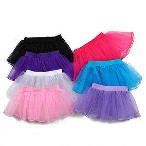 2021 girl's half length lace gauze skirt girl's princess skirt dance studio photo pengpeng skirt. Fashionable style and comfortable fabric
