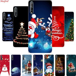Christmas Silicone Back Cover Case For Samsung Galaxy A50 A30S A70 A70S A50S M01 A01 Note 10 Plus Case For Samsung A70 A50 Case