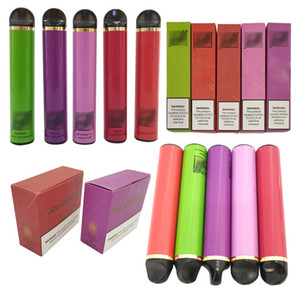Penna monouso di stampa personalizzata Penna 1.8ohm Watt VAPORE Tecnologia industriale Sigaretta elettronica 5 ml 1500 puffs soffio xtra nero