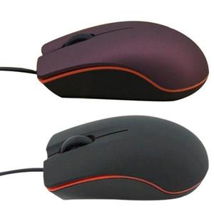 Mini Mouse Wired Wired 3D Optical USB Gaming Mice для компьютерных ноутбуков мыши мыши с розничной коробкой