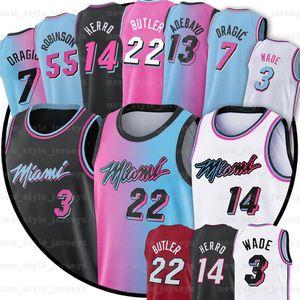 22 Butler Jeresy Wade Jimmy 3 Dwayne Tyler Dwyane Pelikan 14 Herro Goran Bam 7 Dragic Adebayo 55 Robinson Basketbol Forması