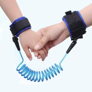 Baby Traction Rope Anti Lost Wrist Bracelet Traction baby Kids Safety Wristband For Children Kids Traction Rope Wrist Link Toddler