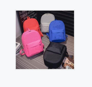 new School Bag student Backpack Boy Gril Kids Backpacks Bookbag Toys Gifts School Bags Shoulder couple bag computer bag