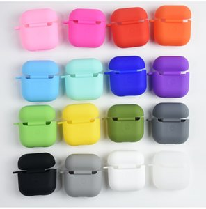 Applicable to Apple Airpods4mini Huaqiang North Mini Silicone Protective Cover Dust Cover Bluetooth Headset Storage Bag