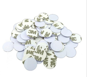 NFC Sticker Ntag215 Coin Tag Sticker 25mm Card NFC Forum Type 2 Tag 504 Bytes for All NFC Mobile Phone For Access Control Accept