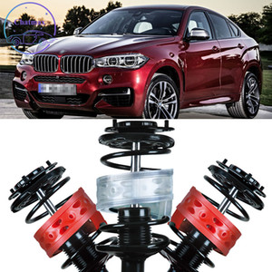 For BMW X6 2pcs High Quality Front Shock Suspension Cushion Buffer Spring Bumper Rubber Buffer SEBS