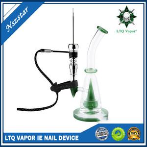 LTQ Пар, т.е. воск для ногтей / сухое устройство Herb Heat Hate Coil 1.6OHM 100W для воска / сухой травы / кремовый сопоставщик