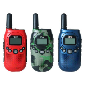 TD-M3 Walkie Talkies Mini 22 Kanal Vox Şarj Edilebilir Kalite Güvencesi Çocuklar Walkie Talkies Oyuncak Çocuklar için En İyi Hediyeler