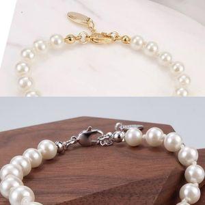 Collar de satélite de cristal exquisito elegante perla collar de clavícula collar de cadena de clavícula barroco perla gargantilla collares para mujeres fiesta regalo