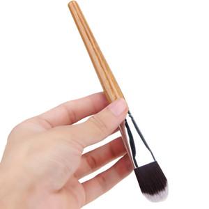13pcs lot Professional Facial Mask Brush Mask Mud Mixing Brush Bamboo Handle Makeup Foundation Brush Skin Care Woman Cosmetic Tool