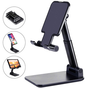 New Desk Mobile For iPhone iPad Xiaomi Adjustable Desktop Tablet Holder Universal Table Cell Phone Stand
