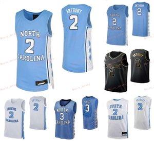 Costume personalizado 44 Justin Jackson 5 Armando Bacot Bradley Nassir Little North Carolina Tar Heels Colégio Homens Mulheres Jersey Jovem