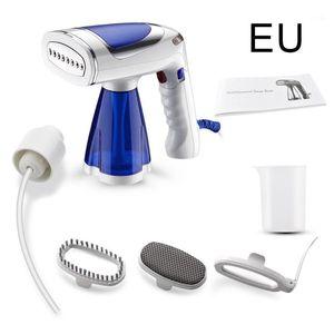 Laundry Appliances Mini Steam Ironing Machine EU US 1600w Portable Hanging Adjustable Household Folding Iron1