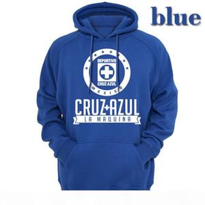 Cruz Azul La Maquina Cruz Azul FC club Mexico Men Unisex Hoodies Spring autumn season Sweatshirts Hooded Hoody Casual Apparel